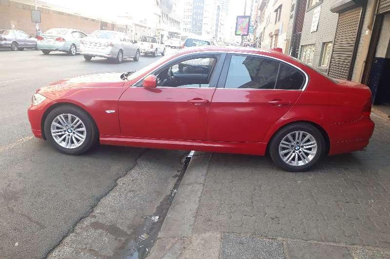 2010 BMW 3 Series sedan