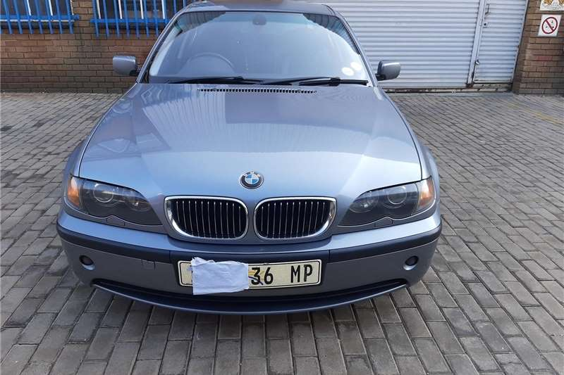 BMW 3 Series Sedan 330d A/T (G20) 2004
