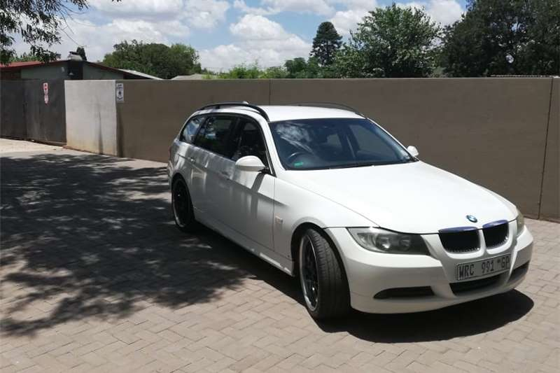 BMW 3 Series Sedan 330d A/T (G20) 2007