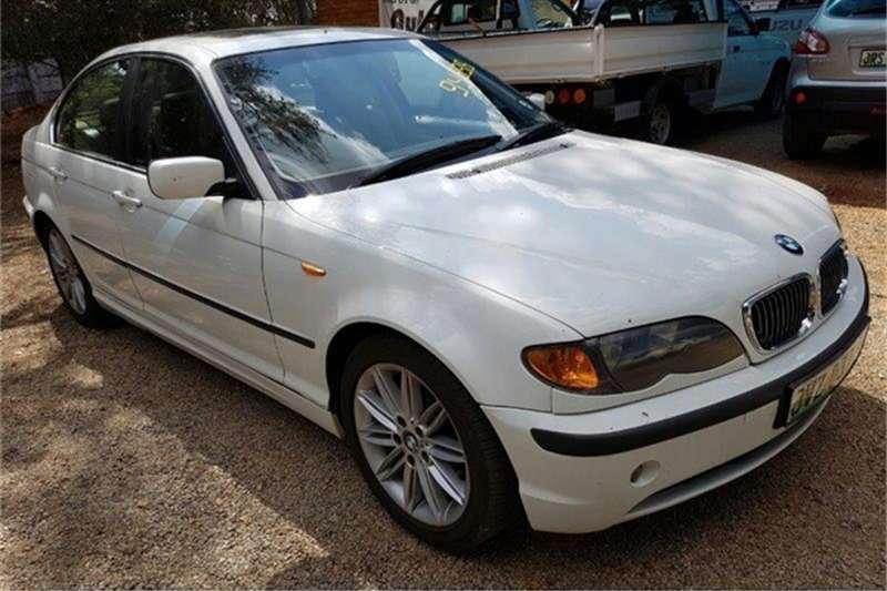 BMW 3 Series Sedan 330d Exclusive Steptronic 2004