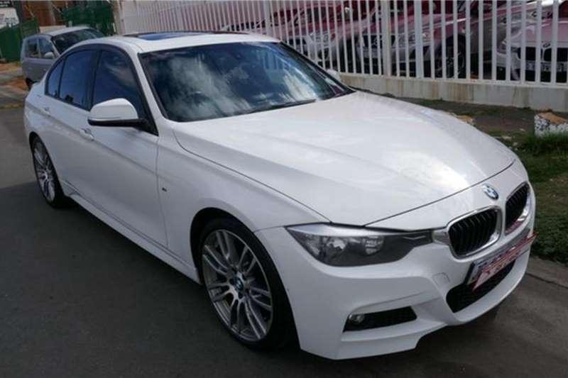 BMW 3 Series Sedan 330i M SPORT A/T (G20) 2013