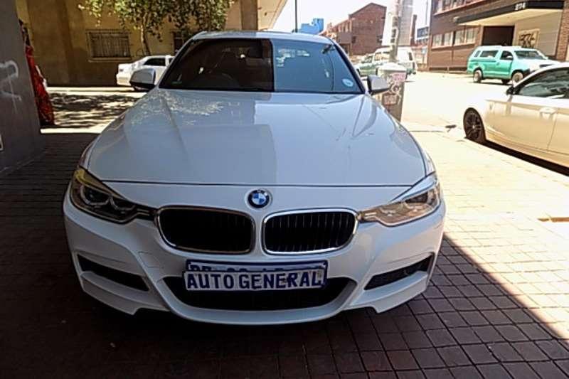 BMW 3 Series Sedan 330i M SPORT A/T (G20) 2015
