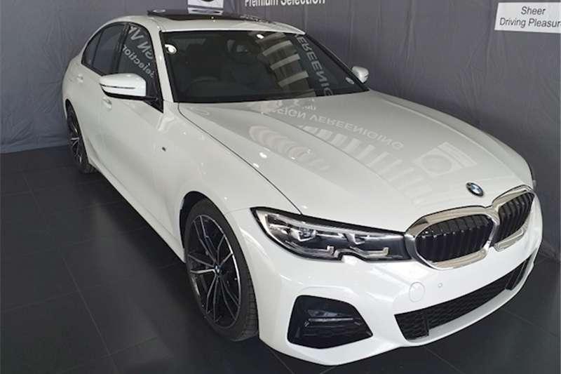 BMW 3 Series sedan 330i M SPORT A/T (G20) 2019