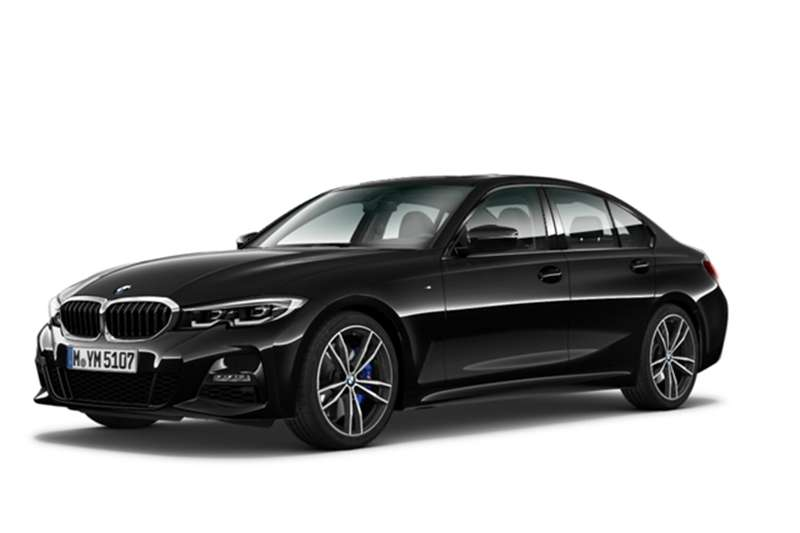 BMW 3 Series Sedan 330i M SPORT LAUNCH EDITION A/T (G20) 2019