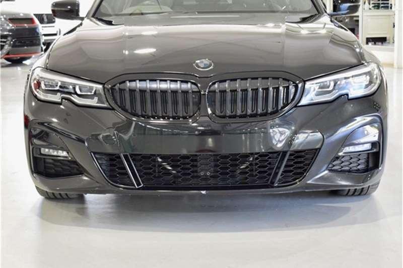 Used 2019 BMW 3 Series Sedan 330i M SPORT LAUNCH EDITION A/T (G20)