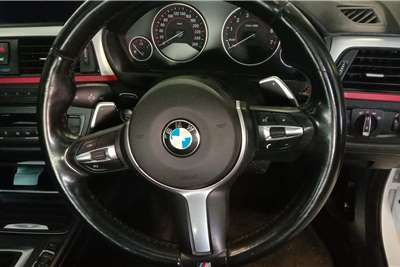 BMW 3 Series Sedan 335i MSport 2014