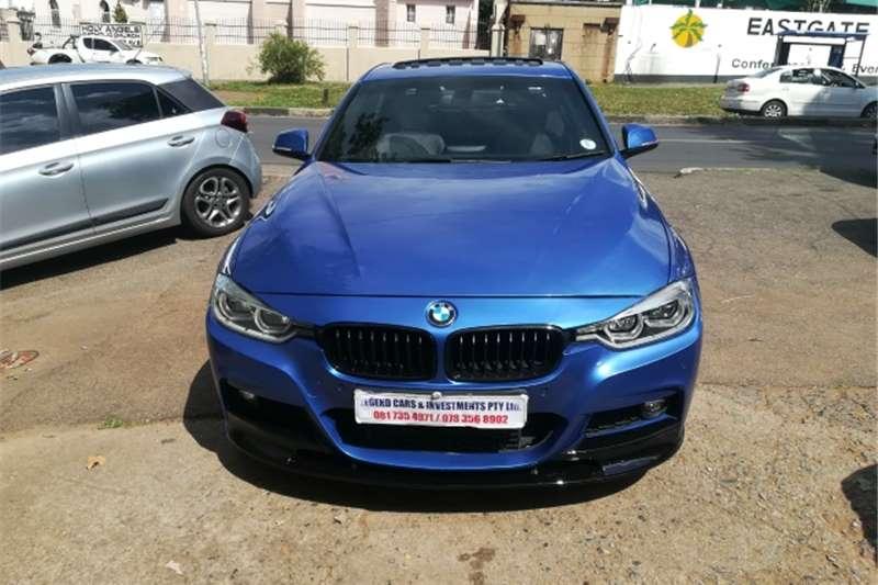 Used 2017 BMW 3 Series Sedan