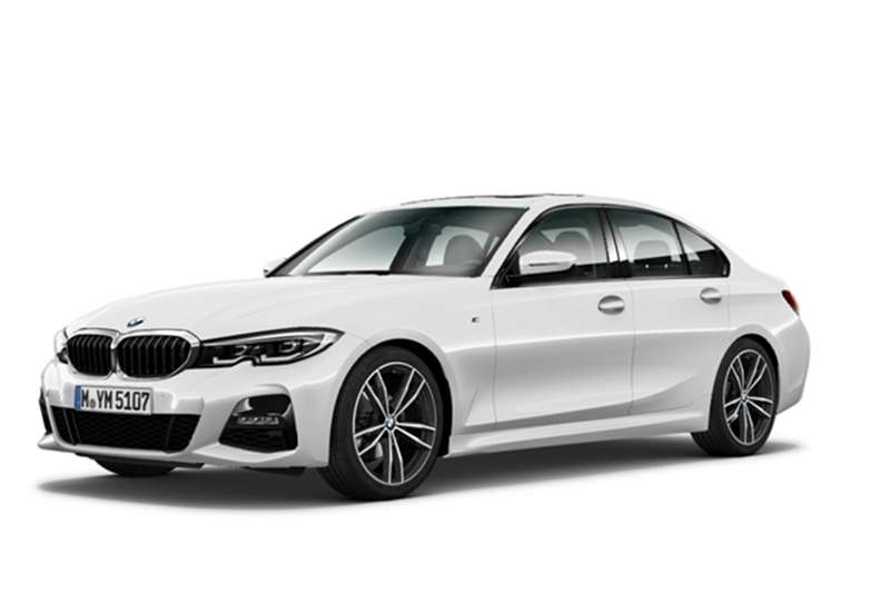 2019 BMW 3 Series sedan 320D M SPORT LAUNCH EDITION A/T (G20)