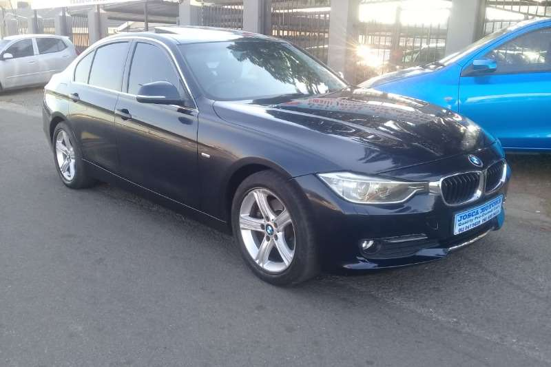 2012 BMW 3 Series sedan 320D A/T (G20)