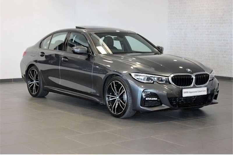 2019 BMW 3 Series sedan 320D M SPORT A/T (G20)