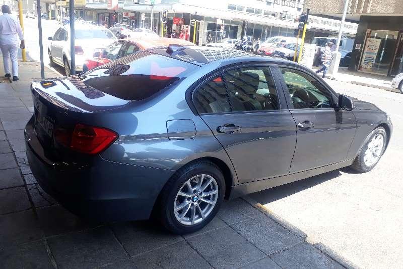 2013 BMW 3 Series sedan 320D M SPORT LAUNCH EDITION A/T (G20)