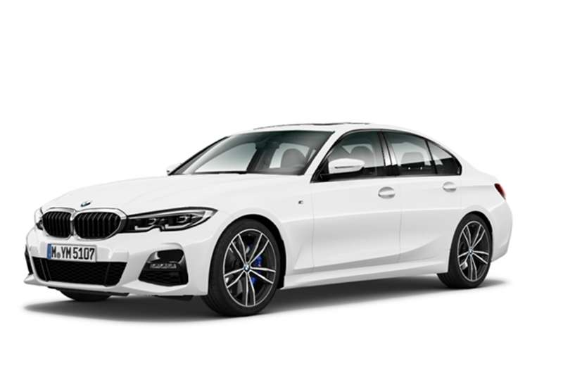 2019 BMW 3 Series sedan 330i M SPORT A/T (G20)