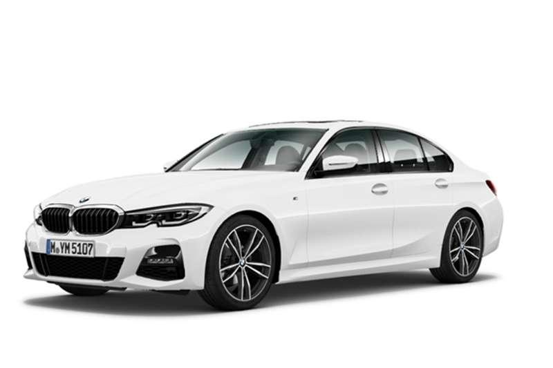 2019 BMW 3 Series sedan 320D M SPORT LAUNCH EDITION A/T (G20)
