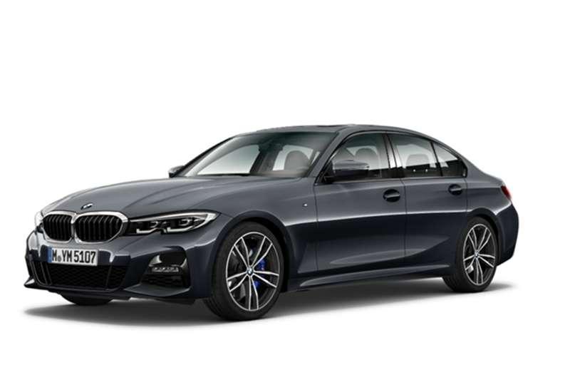 2019 BMW 3 Series sedan 330i M SPORT LAUNCH EDITION A/T (G20)