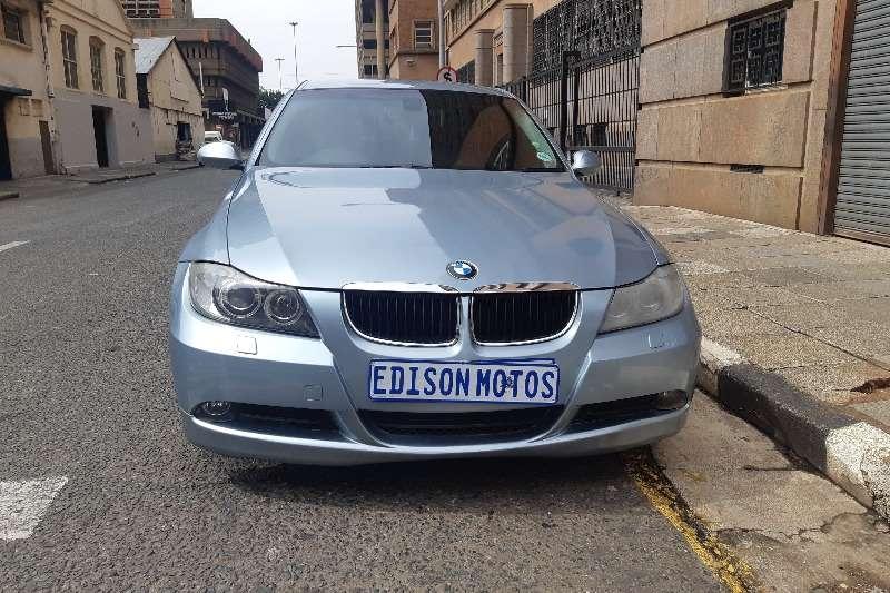 2006 BMW 3 Series sedan 320D A/T (G20)