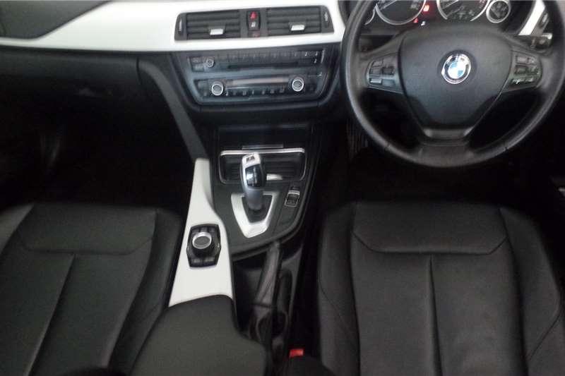 2013 BMW 3 Series sedan 330i A/T (G20)