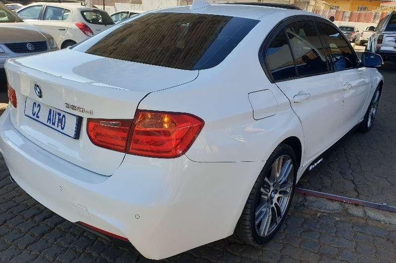 2015 BMW 3 Series sedan