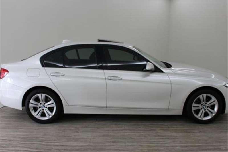 BMW 3 Series SPORT LINE A/T (F30) 2016