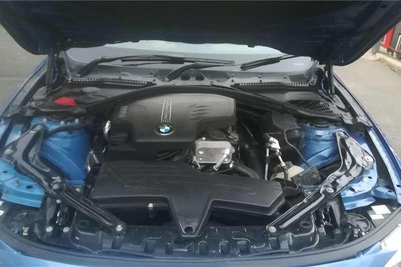 Used 2015 BMW 4 Series