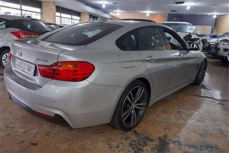 Used 2016 BMW 4 Series