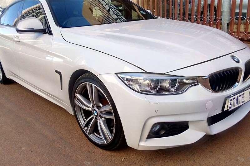 2014 BMW 4 Series 420d coupe auto