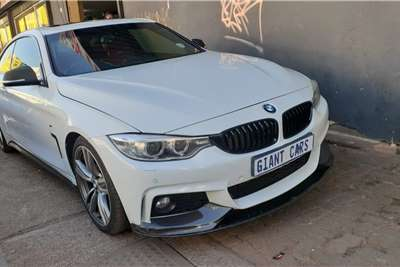 Used 2016 BMW 4 Series 420d coupe auto