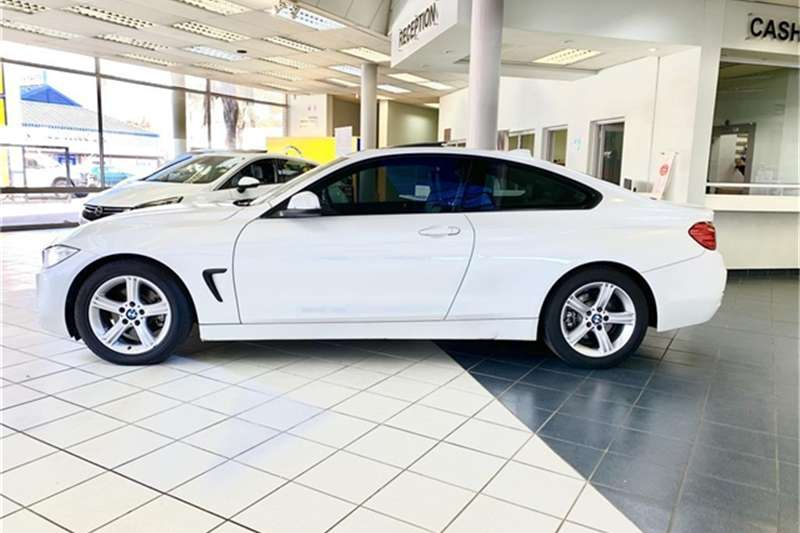BMW 4 Series 420d coupe auto 2017