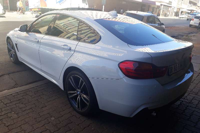 BMW 4 Series 420d coupe Luxury auto 2015