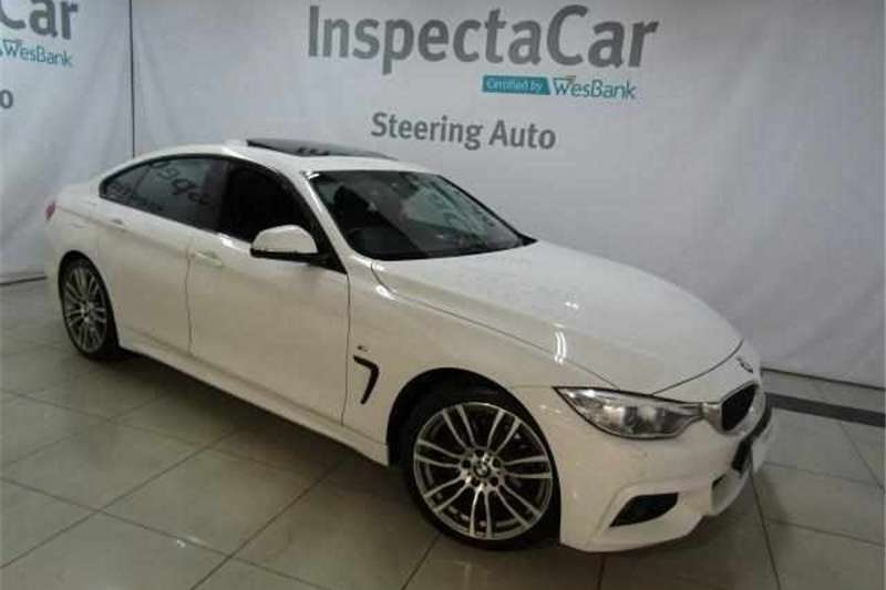 BMW 4 Series 420d coupe M Sport 2014