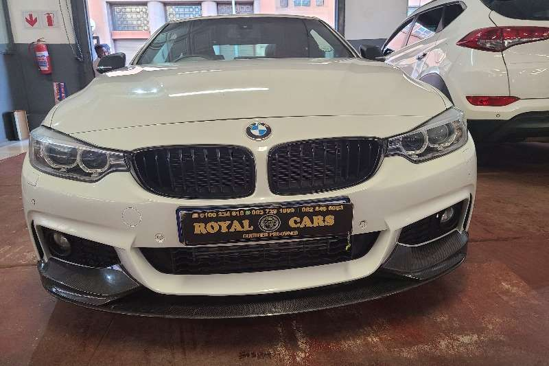 Used 2016 BMW 4 Series 420d coupe M Sport