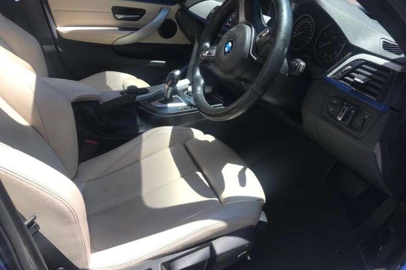 BMW 4 Series 420d coupe M Sport auto 2015