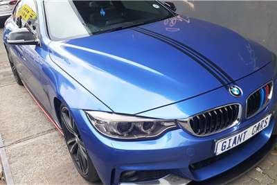 BMW 4 Series 420d coupe M Sport auto 2016