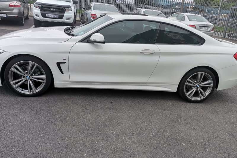Used 2016 BMW 4 Series 420d coupe M Sport auto