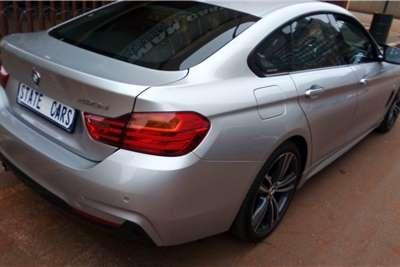 2016 BMW 4 Series 420d coupe M Sport auto