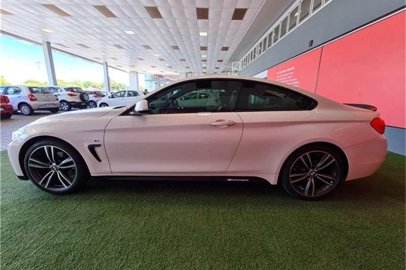 BMW 4 Series 420d coupe M Sport auto 2017