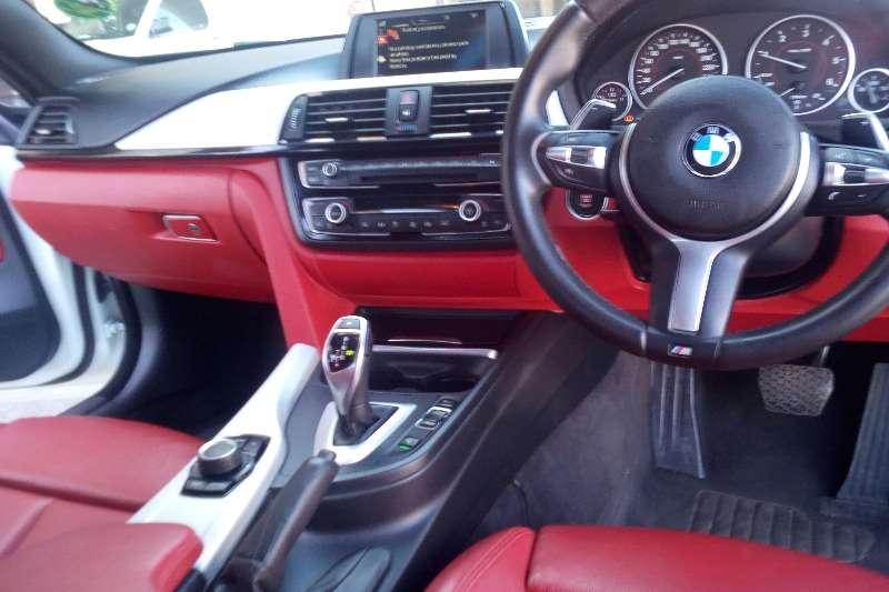 BMW 4 Series 420d coupe M Sport sports-auto 2015