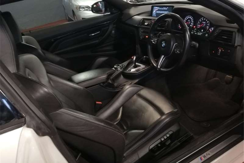 Used 2015 BMW 4 Series 420d coupe Modern