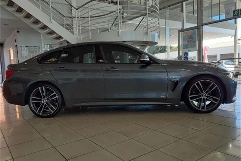 2018 BMW 4 Series 420d coupe Sport