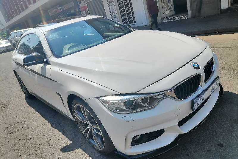 Used 2017 BMW 4 Series 420d coupe Sport auto