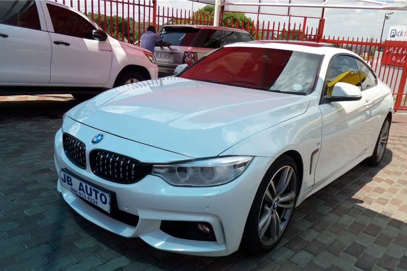 Used 2016 BMW 4 Series 420d Gran Coupe
