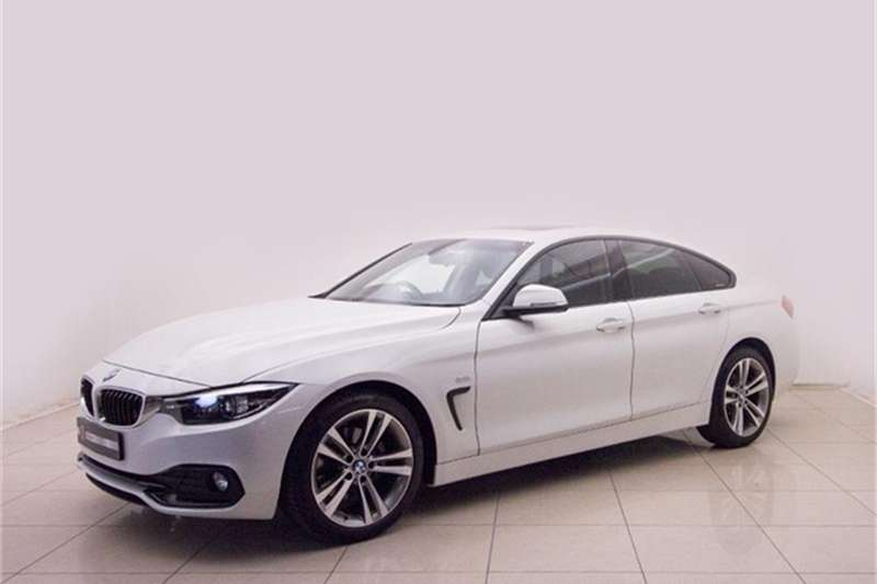 BMW 4 Series 420d Gran Coupe auto 2018