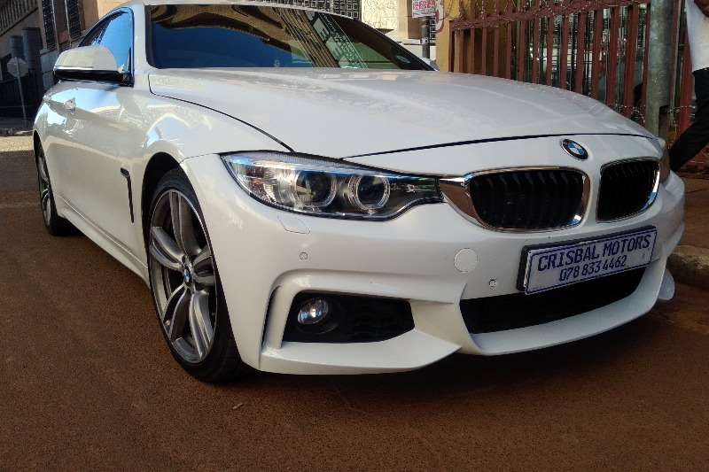 Used 2016 BMW 4 Series 420d Gran Coupe Luxury
