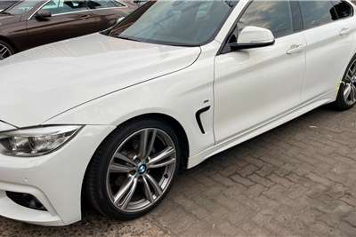 Used 2017 BMW 4 Series 420d Gran Coupe Luxury auto