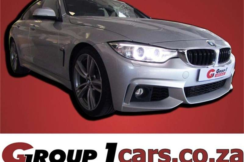 BMW 4 Series 420d Gran Coupe M Sport 2015