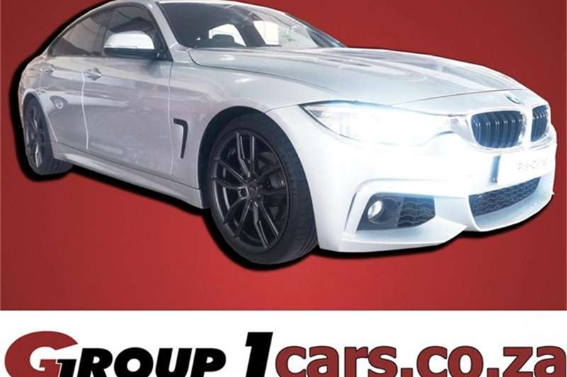 BMW 4 Series 420d Gran Coupe M Sport 2015