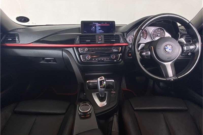 2015 BMW 4 Series 420d Gran Coupe M Sport