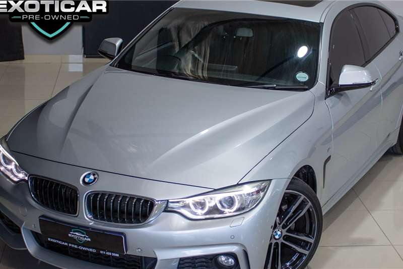 Used 2014 BMW 4 Series 420d Gran Coupe M Sport auto