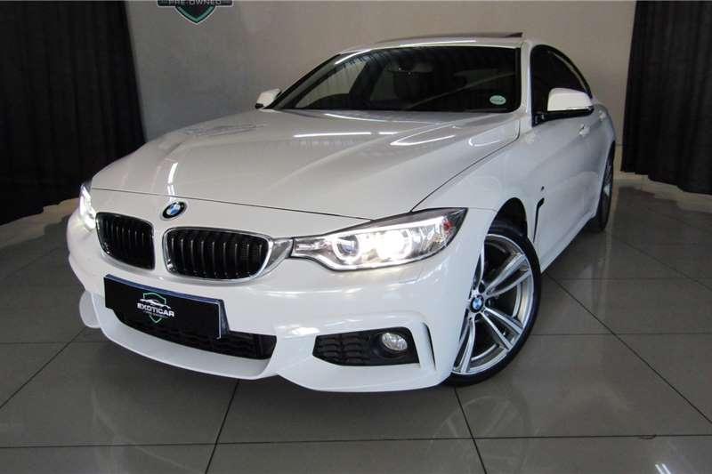 BMW 4 Series 420d Gran Coupe M Sport auto 2016