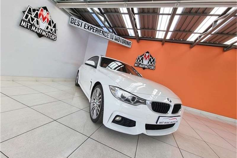 Used 2016 BMW 4 Series 420d Gran Coupe M Sport auto