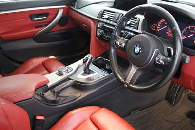 Used 2017 BMW 4 Series 420d Gran Coupe M Sport auto